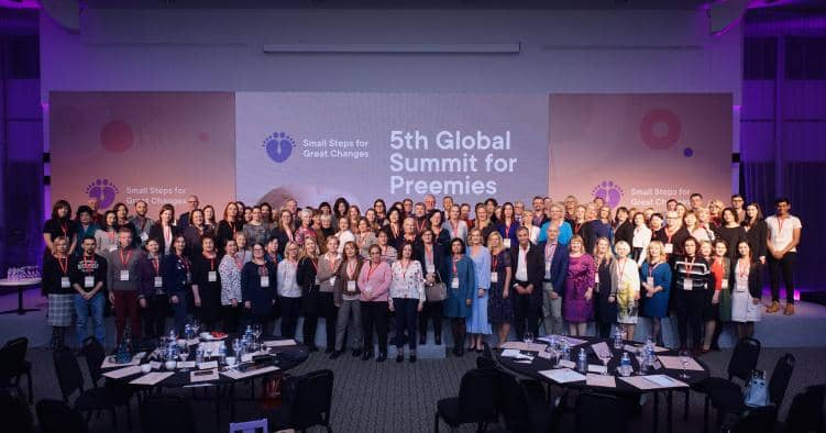 5th Global Summt for the Preemies - Vilniusz, Litvánia